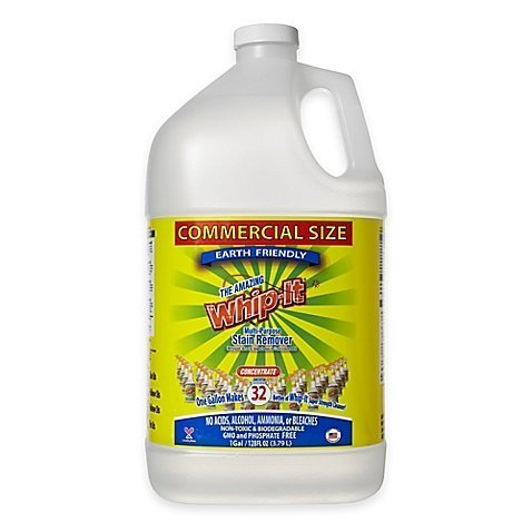 lti-Purpose Stain Remover by AMAZING WHIP IT (Sham Gallon)