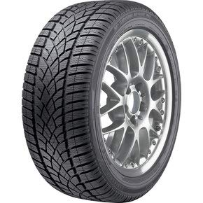 Dunlop Winter Sport 3D ROF Tires 245/45R18XL Run Flat 100V (3d Sport Winter Dunlop)