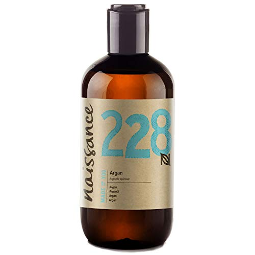 Naissance Moroccan Argan Oil (no. 228) 250ml - Pure & Natural, Anti-Ageing,...