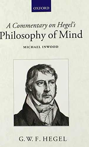 A Commentary on Hegel's Philosophy of Mind