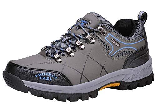 per per da da Trekking in Allenamento Dimensione Dimensione Trekking 40EU Lavoro FuweiEncore Uomo da Trekking Scarpe Scarpe Occasionale Colore Scarpe Pelle Ginnastica da 8 Outdoor Pqtn8SO