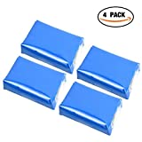 GOOACC Car Clay Bar - 100g Auto Detailing Claybar Cleaner (4PCs , Blue)