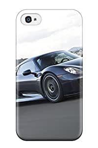 New MarvinDGarcia Super Strong Porsche 918 Tpu Case Cover For Iphone 4/4s