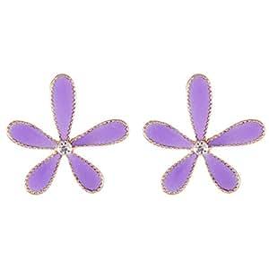 Flying Jewellery Stud Earrings, Push Closure - [CGE21]