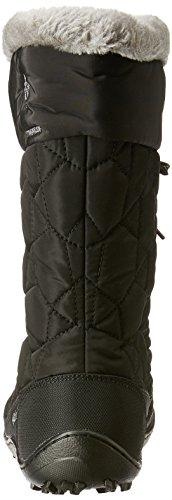 Mid Charcoal de Minx Black Mujer Omni Sorel II Nieve Botas Heat para Negro Yx57cTqAw