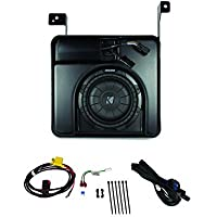Kicker SSICRE07 Powered Subwoofer Upgrade Kit For Select 2007-Up Chevrolet Silverado & GMC Sierra Crew Cab