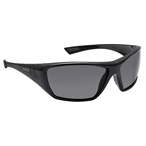 - Bolle Safety Smoke Safety Glasses, Anti-Fog, Scratch-Resistant