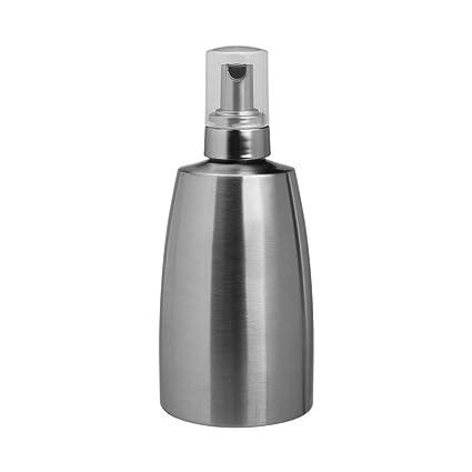 Amazon.com: Dispensador de jabón de mano de acero inoxidable ...