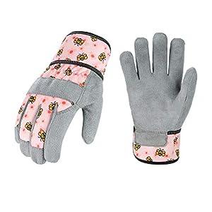 Vgo Glove Guanti per bambini di 5-6 anni, guanti invernali per bambini, guanti caldi bambini, guanti da lavoro per… 41E0fd7n%2BIL. SS300