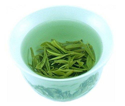 Long Jing Green tea from China, Dragon Well premium grade loose leaf bag packing total 24 Ounce (680 grams) by JOHNLEEMUSHROOM RESELLER