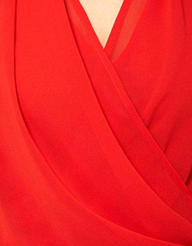 Voguehive - Camisas - Sin mangas - para mujer Rosa