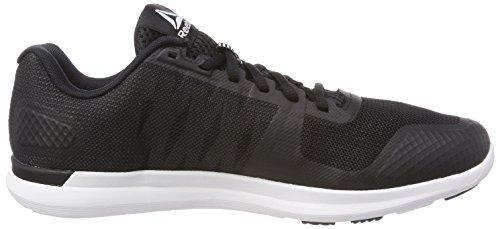 Sprint Reebok Hommes Sneakers noir Pour Noir Blanc Tr 000 ACqxCwSdf
