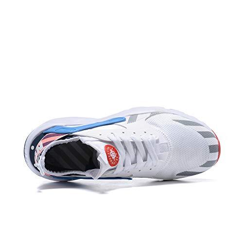 Huarache Blu BiancoRosso Air Donna Running UltraScarpe Uomo Run Ginnastica Da A4R5Lj