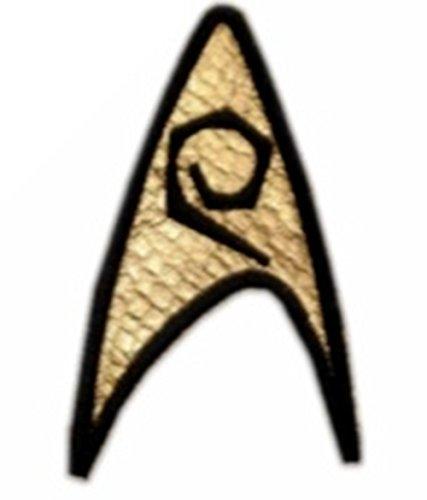 Athena Star Trek TOS Sciences Insignia 3.25