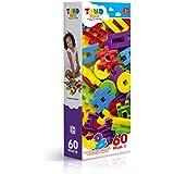 Tand Klick 60 Peças Toyster Brinquedos