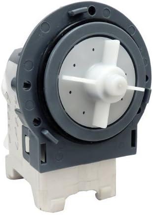 Supco LP054D - Bomba de drenaje para lavadora (sustituye a Samsung ...