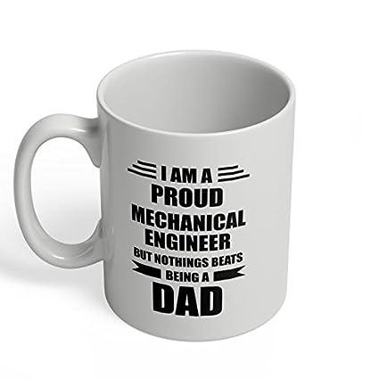 Mechanical Engineer Gifts Mug Perfect Funny Present For Engineers