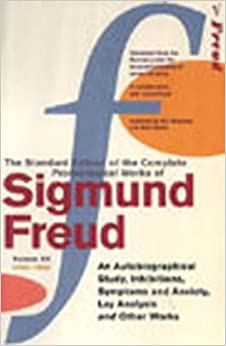 Book The Complete Psychological Works of Sigmund Freud: An Autobiographical Study , Inhibitions , by Sigmund Freud (2001-08-01)