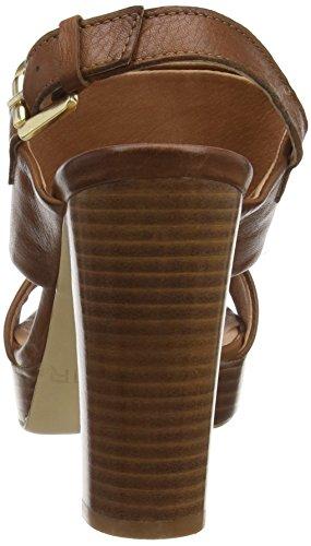 Mentor Mentor Pump - Sandalias de tacón Mujer Braun (Brandy)