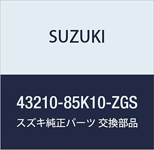SUZUKI (スズキ) 純正部品 ホイール アルミ(14X4 1/2J)(ホワイト) ラパン 品番43210-85K10-ZGS B01M0VOLBZ