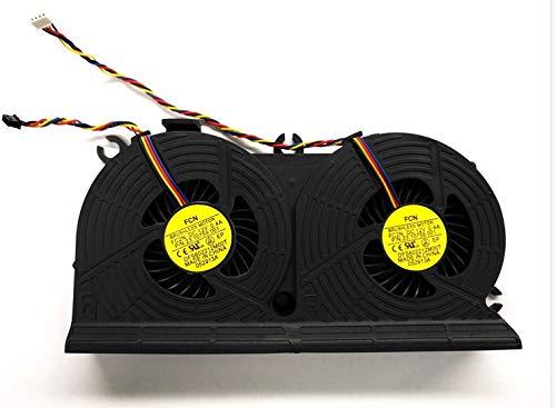 Cooler para HP EliteOne 800 G1 800G1 705 G1 705G1 Part Number: 733489-001 023.10006.0001 DFS602212M00T FC2N MF80201V1-C0