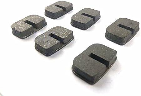 3 Disc Brake Pads Motovox MBX10 Bladez Moby Comp Mini Bike MBX11 Rear Brake Pads
