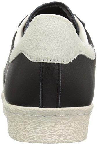 Adidas Originals Mens Superster 80s Cblack, Ftwwht, Goldmt