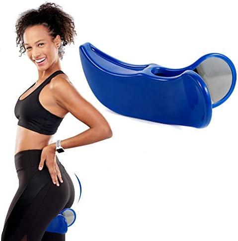 ACRICO Hip Trainer Buttocks Lifting Pelvic Floor Trainer Super Kegel Exerciser & Inner Thigh Exerciser
