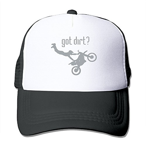 Motorcross Cómodo Meaeo Hip Hop Hat Consiguió Bike Gorras Béisbol Unisex Racing Dirt De qx7Bqr8
