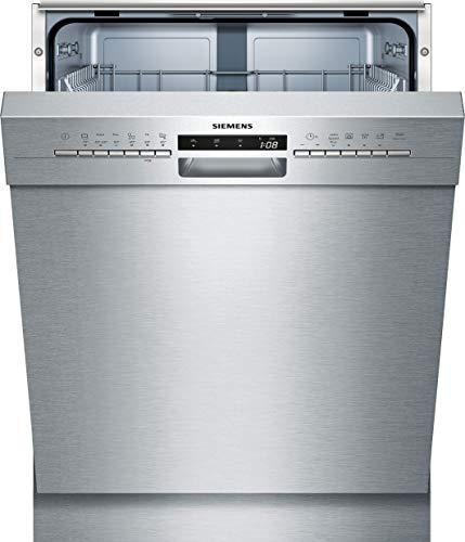Siemens SN436S04AE iQ300 Unterbaugeschirrspüler / A++ / 258 kWh/Jahr / 2660 L/jahr / varioSpeed Plus / Glas 40°C…