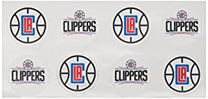 NBA Face Tattoos, 8-Piece Set, Team