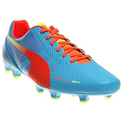 PUMA Men's Evospeed 1.2 SL Firm Ground Soccer Shoe