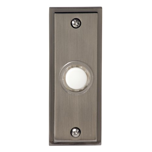 Honeywell RPW202A1009 Recessed Illuminated Brushed