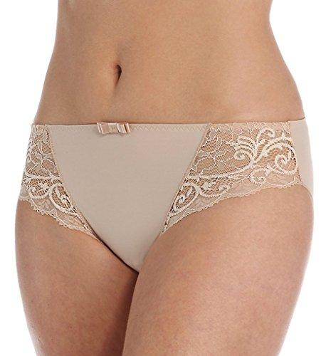 Simone Perele Women's Celeste Bikini Panty, Peau Rose, 2-Small
