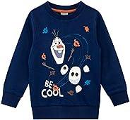 Disney Boys Frozen Sweatshirt Olaf