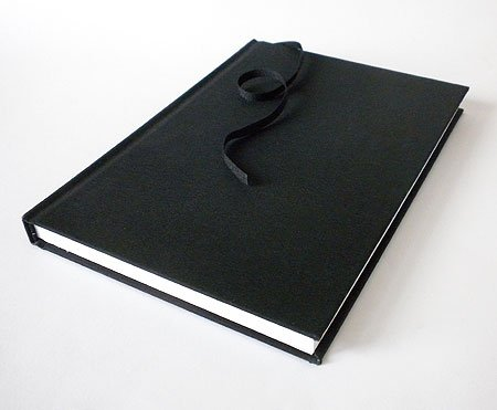 Wrapped Journal (Designers Series Fabric Wrapped Artists Journals Black Fabric Cover 6x9 Inch)