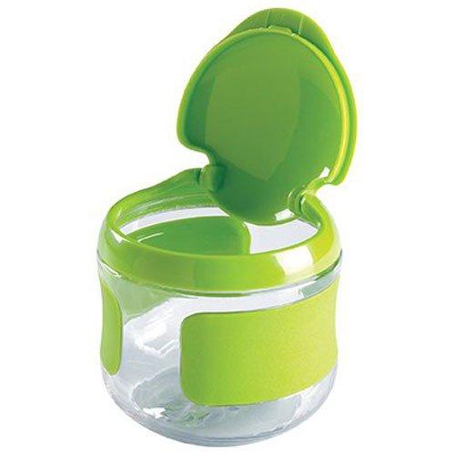 OXO Flip Top Snack Green Ounce