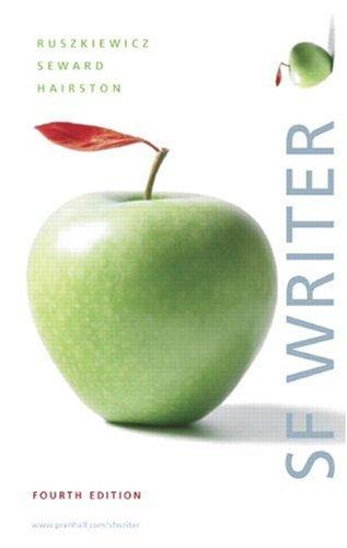 SF Writer (4th Edition)