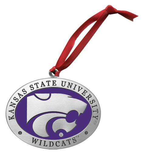 Kansas State Wildcats Ornament - Set of 2 ()