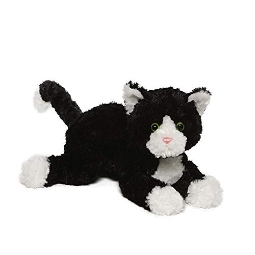GUND Sebastian Tuxedo Cat Stuffed Animal Plush Toy, 14