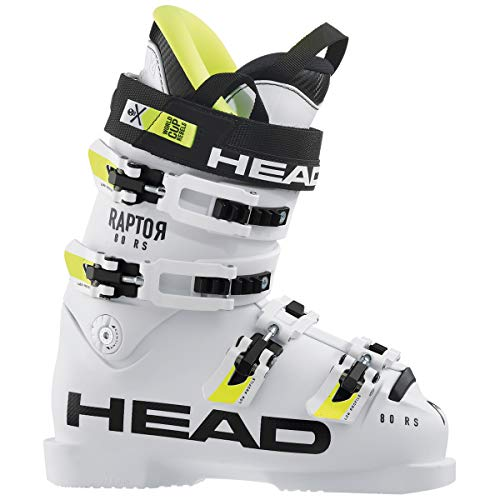 (Head Raptor 80 Race Ski Boot Youth 24.5)