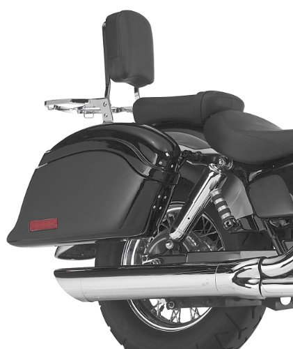 Paladin Luggage Rack (National Cycle Paladin QuickSet Mounting System for Kawasaki/Yamaha VN900C Vulc - One Size)