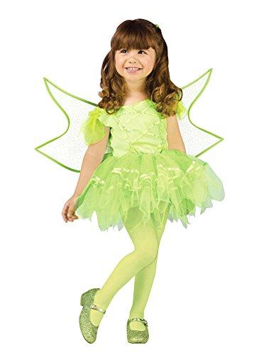 Baby-Toddler-Costume Batarina Fairy Green Toddler Costume 1T-2T (Batarina Pirate Child Costumes)