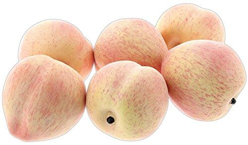 Set of 6 Flora Bunda Peach Replica Props by Flora Bunda