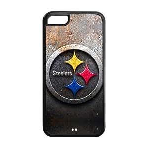 Iphone 6 4.7 Case - NFL Pittsburgh Steelers Iphone 6 4.7 (Cheap Iphone 6 4.7) Waterproof TPU Back Case Covers