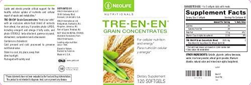 Neolife Tre-En-En Grain Concentrates, 120 softgels, by GNLD