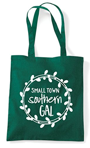 Tote Small Bag Town Shopper Statement Southern Green Dark Gal xxZS6q