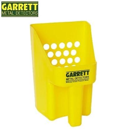 Garrett-Detector De metales, Gamate De extracción De plástico para La playa