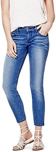 GUESS Marilyn Push-Up 3-Zip Jeans