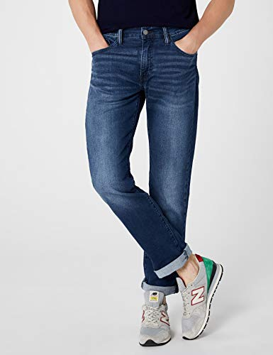 if Fit Slim Were 2848 Jeans 511 Levi's Queen I Bleu Homme Ltwt TEwYaq5
